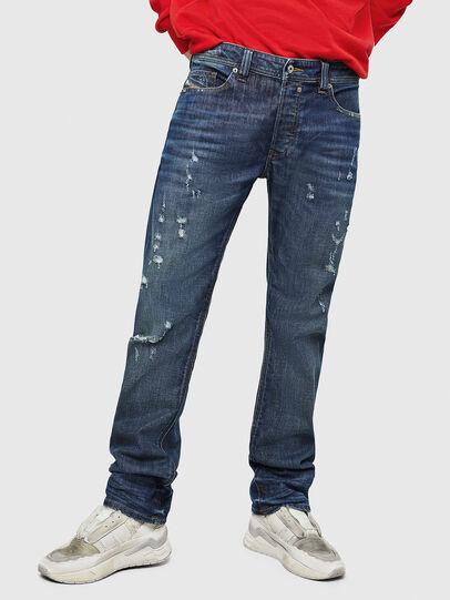 Diesel - Safado CN028, Dark Blue - Jeans - Image 1