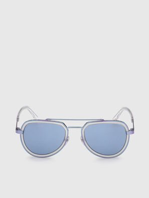 DL0266, Blue - Sunglasses