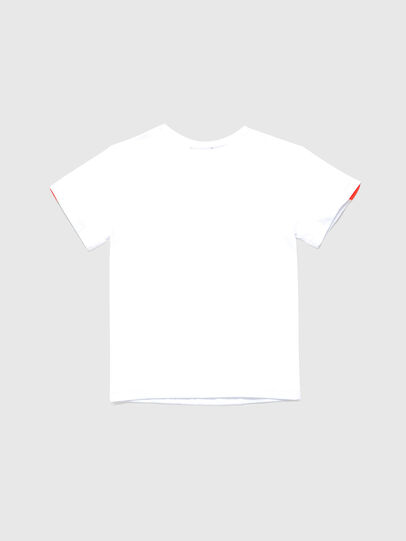 Diesel - TANGEB-R, White - T-shirts and Tops - Image 2