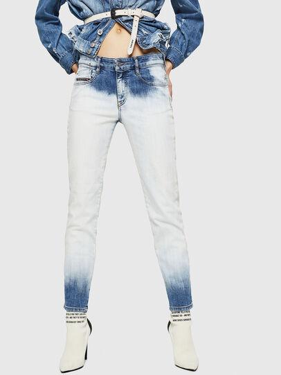 Diesel - D-Rifty 084AR, Light Blue - Jeans - Image 1