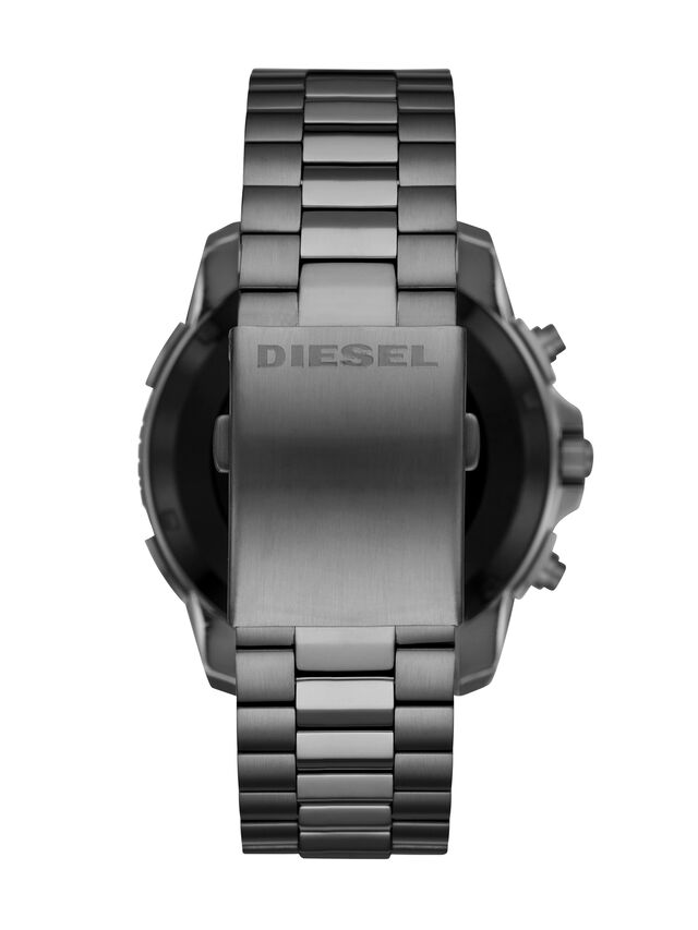 Diesel DT2004, Metal Grey - Smartwatches - Image 3