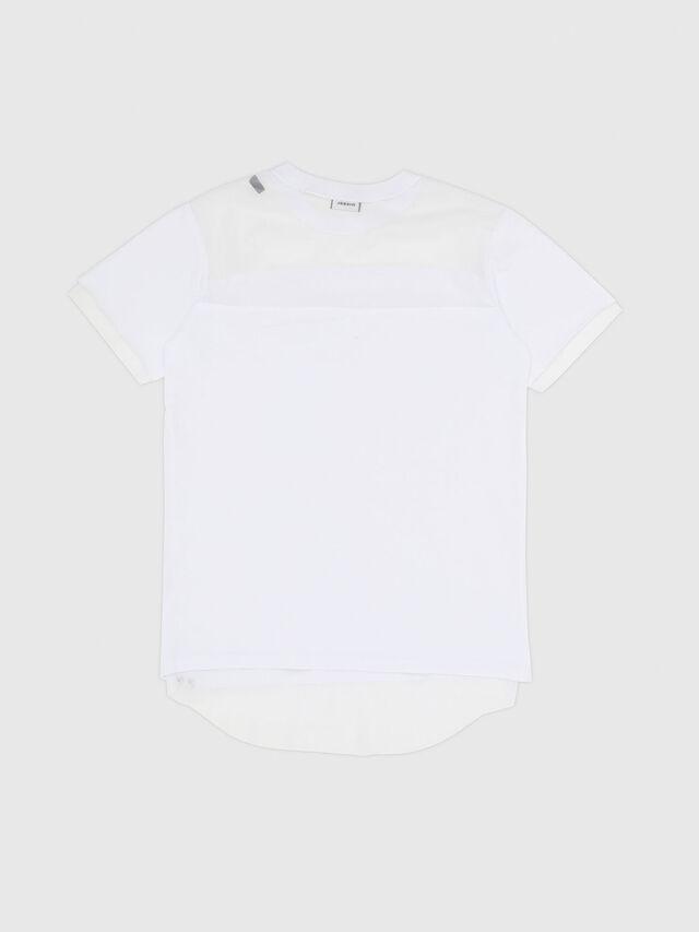 Diesel - DLIA, White - Dresses - Image 2