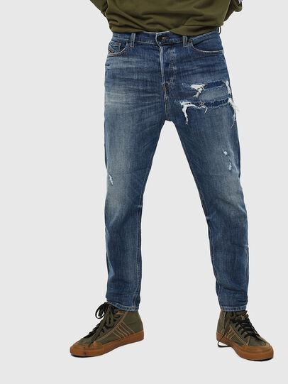 Diesel - D-Vider 0890X, Medium blue - Jeans - Image 1