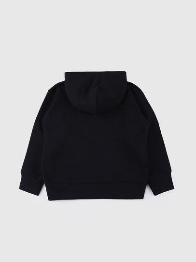 Diesel - SALBY OVER, Black - Sweaters - Image 2