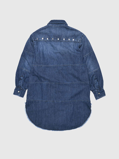 Diesel - DRUPER, Blue Jeans - Dresses - Image 2