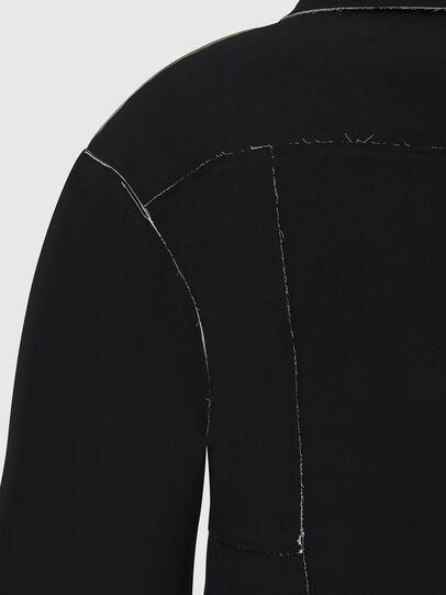 Diesel - G-ALBA, Black - Jackets - Image 5