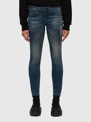 D-Ollies JoggJeans 069NM, Medium blue - Jeans
