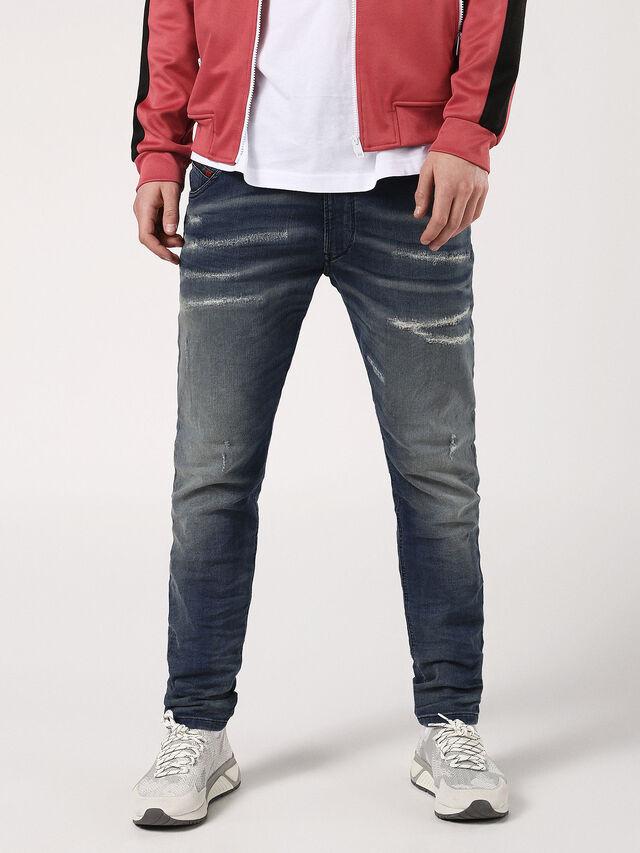 KROOLEY R JOGGJEANS 069CB, Blue Jeans