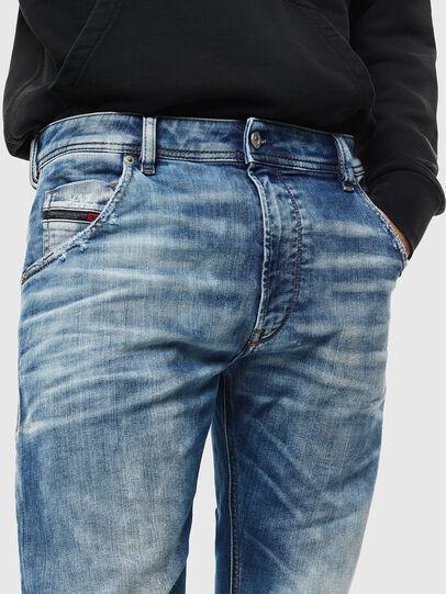 Diesel - Krooley JoggJeans 087AC, Medium blue - Jeans - Image 3