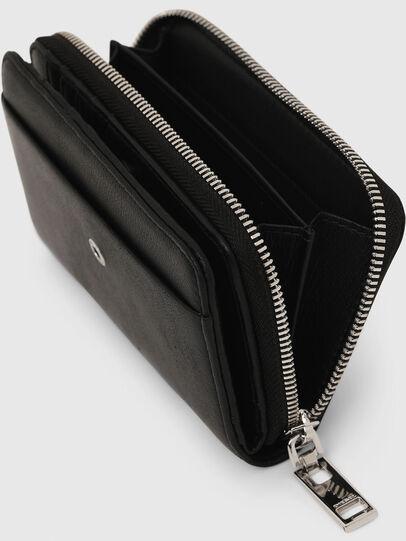 Diesel - BUSINESS II, Black - Small Wallets - Image 4