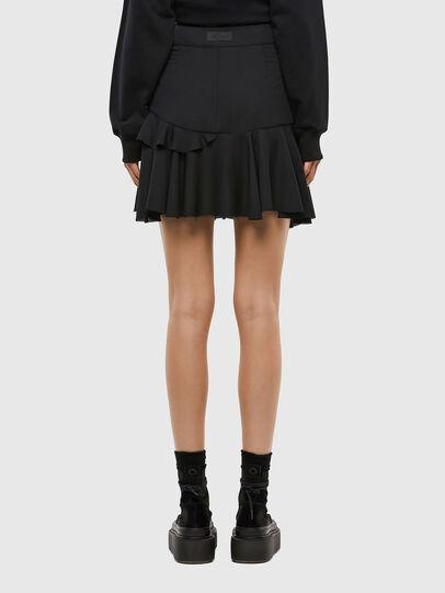 Diesel - O-KOEPY, Black - Skirts - Image 2