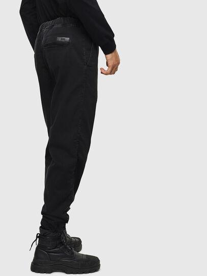 Diesel - D-Toller JoggJeans 0687Z, Black/Dark grey - Jeans - Image 4