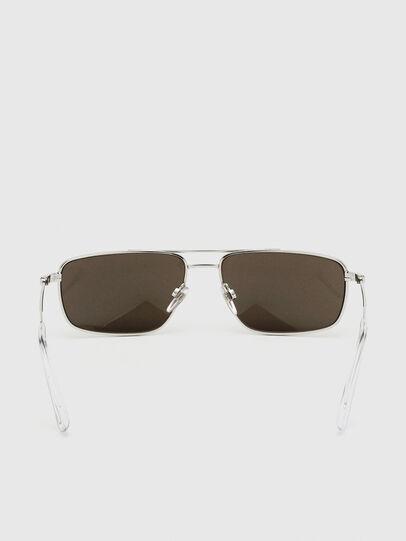 Diesel - DL0308, White - Sunglasses - Image 4