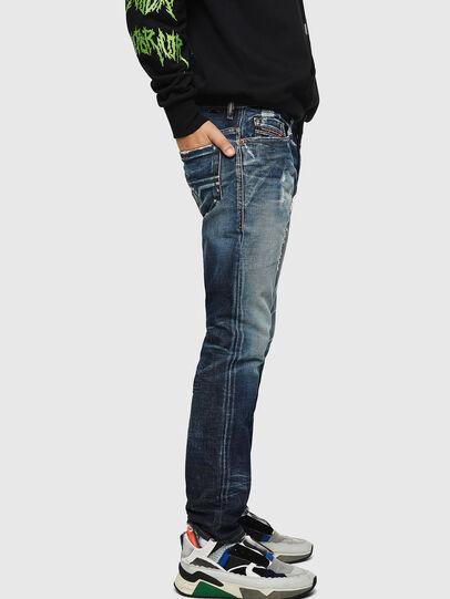 Diesel - Thommer 0092I, Dark Blue - Jeans - Image 5