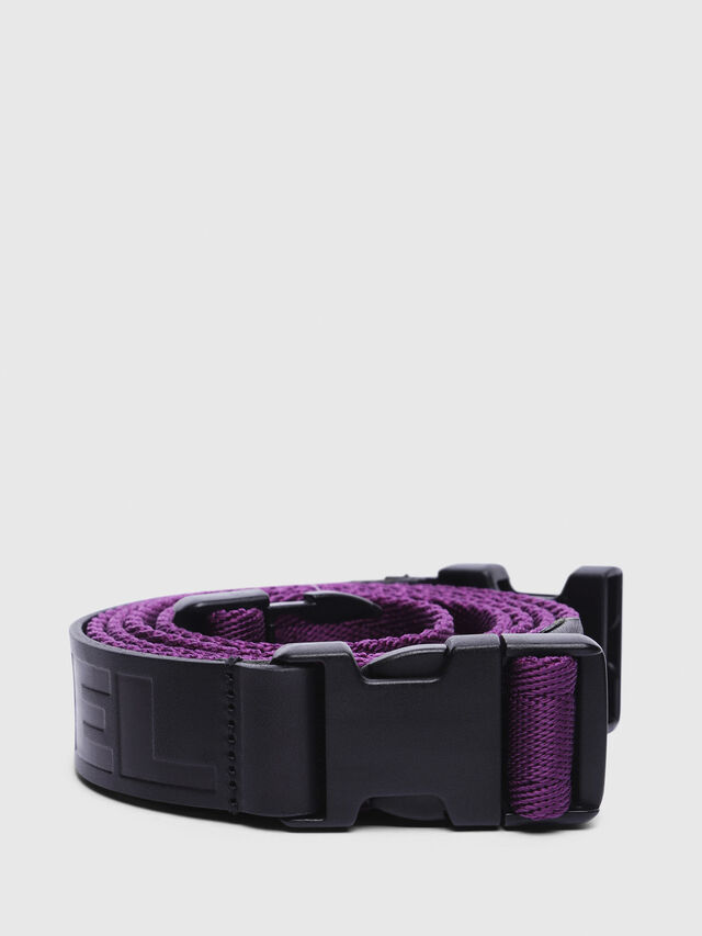 Diesel - B-CAERANO, Violet - Belts - Image 1