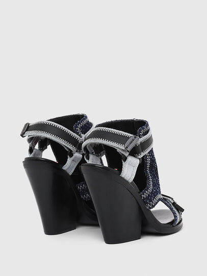 Diesel - SA-FLAMINGO HS,  - Sandals - Image 3