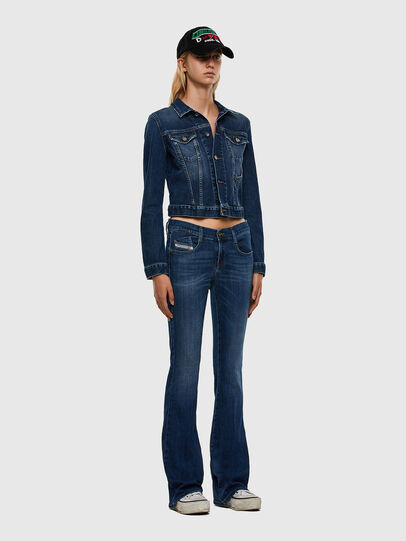 Diesel - D-Ebbey 086AM, Medium blue - Jeans - Image 5