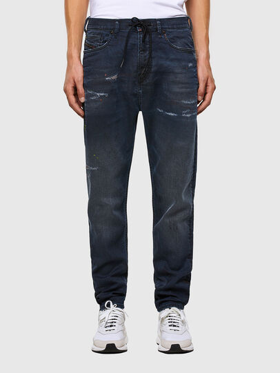 Diesel - D-Vider JoggJeans 069QH, Dark Blue - Jeans - Image 1