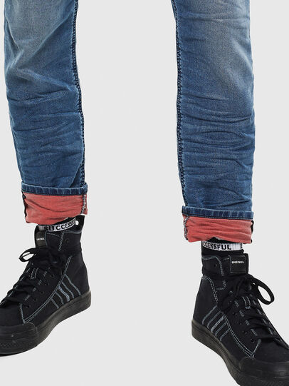 Diesel - Krooley JoggJeans 069MA, Medium blue - Jeans - Image 4