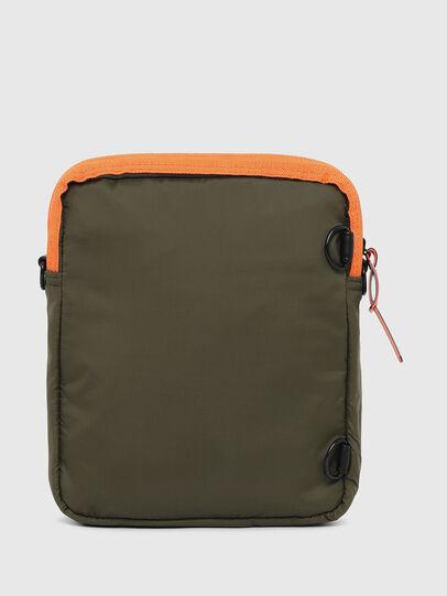 Diesel - ODERZO, Dark Green - Crossbody Bags - Image 2