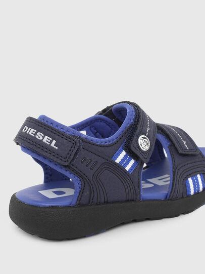 Diesel - S-ANDAL CH, Blue - Footwear - Image 4