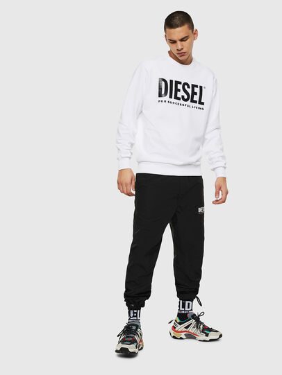 Diesel - S-GIR-DIVISION-LOGO,  - Sweaters - Image 4