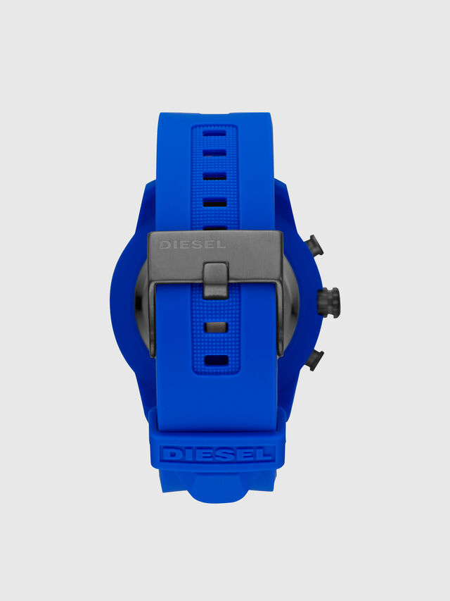 Diesel - DT1017, Brilliant Blue - Smartwatches - Image 3