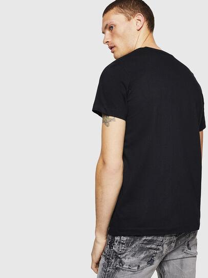 Diesel - T-DIEGO-B15, Black - T-Shirts - Image 2