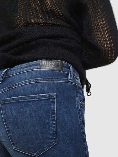 Diesel - Babhila 083AE, Dark Blue - Jeans - Image 4