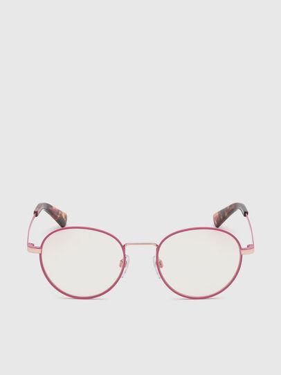 Diesel - DL0290, Pink - Sunglasses - Image 1