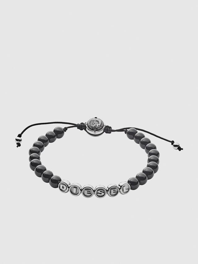 Diesel - DX1088, Black - Bracelets - Image 1