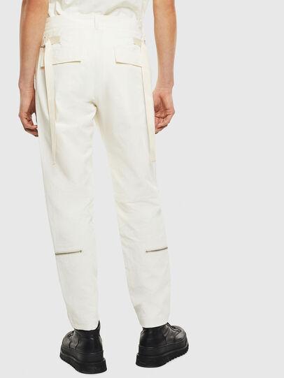Diesel - P-ARMY, White - Pants - Image 2
