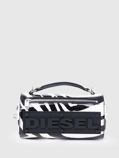 Diesel - CAYAC LT, White/Black - Crossbody Bags - Image 1