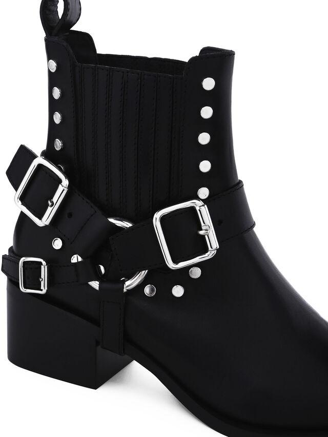 Diesel - DEIMOS, Black - Dress Shoes - Image 4