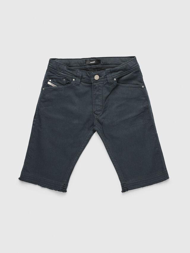 Diesel - DARRON-R-J SH-N, Navy Blue - Shorts - Image 1