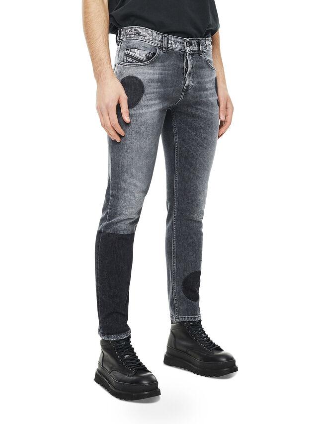 Diesel - TYPE-2813, Black/Grey - Jeans - Image 3