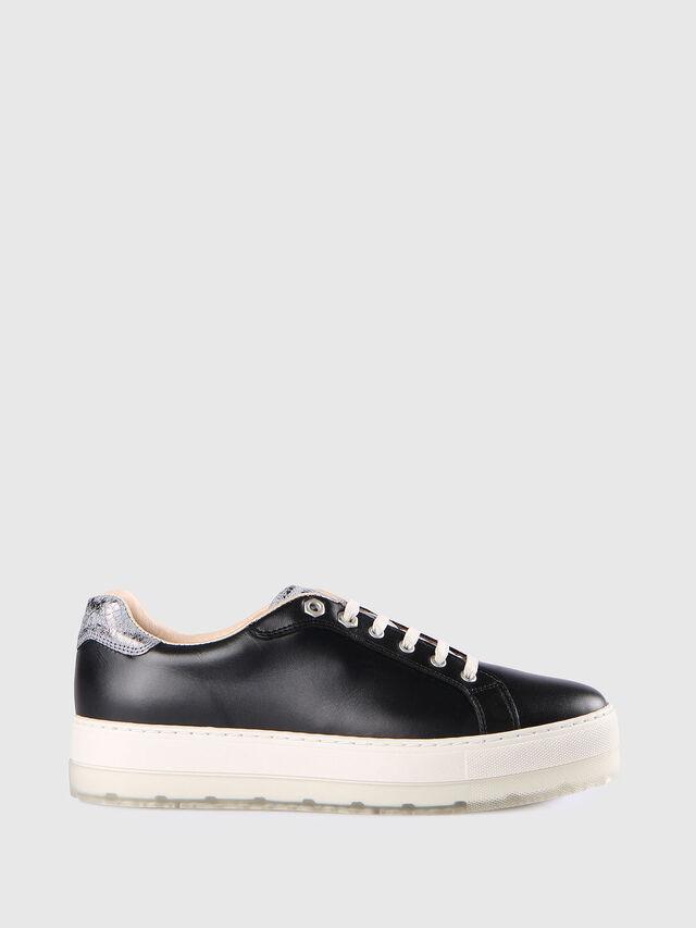 Diesel - S- ANDYES W, Black/Silver - Sneakers - Image 1