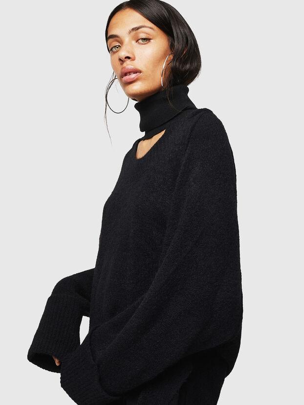 M-MARIKAX, Black - Knitwear