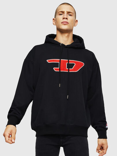Diesel - S-DIVISION-D,  - Sweaters - Image 1