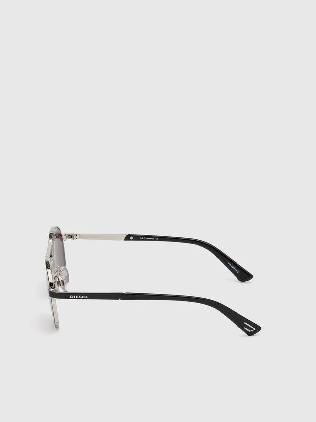 Diesel DL0265, Black - Eyewear - Image 3
