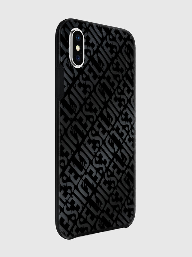 Diesel - DIESEL PRINTED CO-MOLD CASE FOR IPHONE XS & IPHONE X, Black - Cases - Image 6