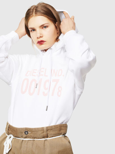 Diesel - F-ANG-HOOD-J1,  - Sweaters - Image 4