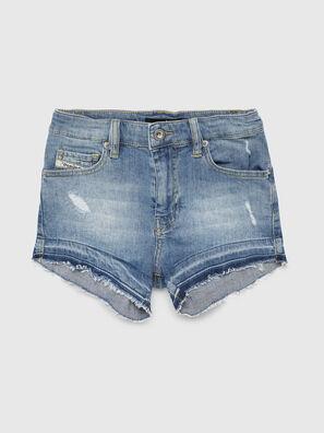 PGINGHER-R, Light Blue - Shorts