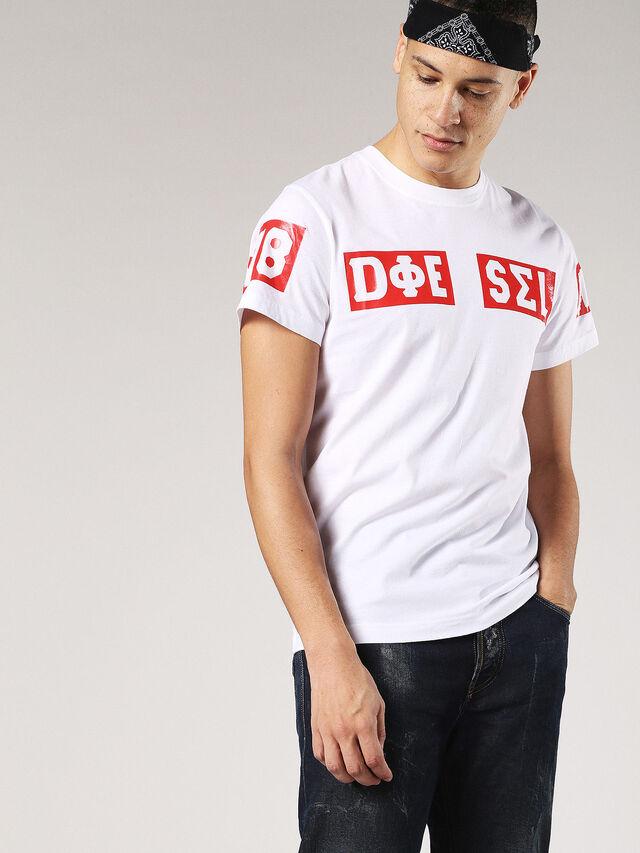 T-DIEGO-SO, White