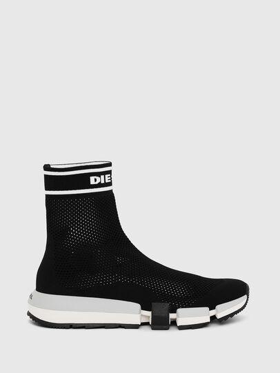 Diesel - H-PADOLA NET W, Black - Sneakers - Image 1