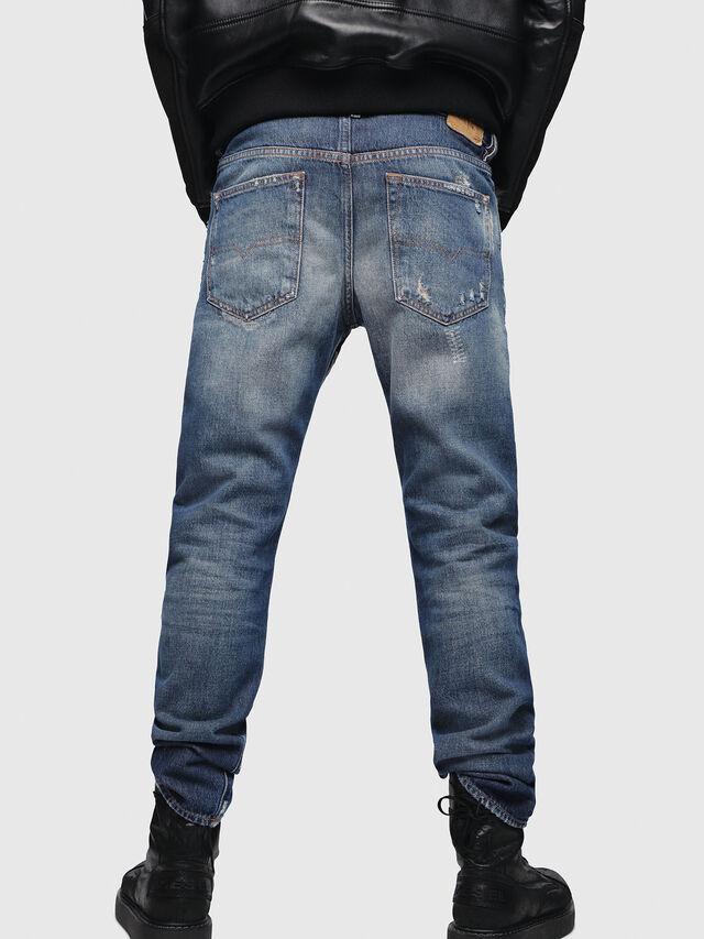 Diesel - Buster 088AQ, Medium blue - Jeans - Image 2