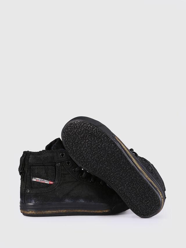 KIDS SN MID 30 EXPOSURE Z, Black/Blue - Footwear - Image 6