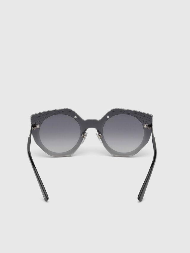 Diesel - DL0258, Grey - Sunglasses - Image 3