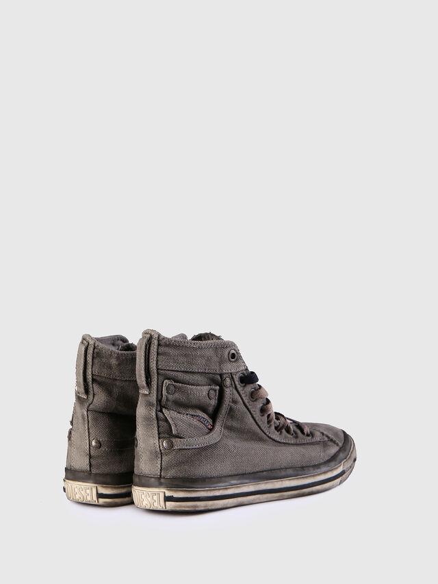 Diesel EXPOSURE IV W, Black Jeans - Sneakers - Image 3