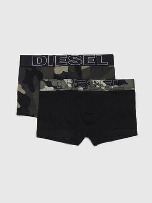 UMBX-UDAMIENBIPACK, Black/Green - Underwear